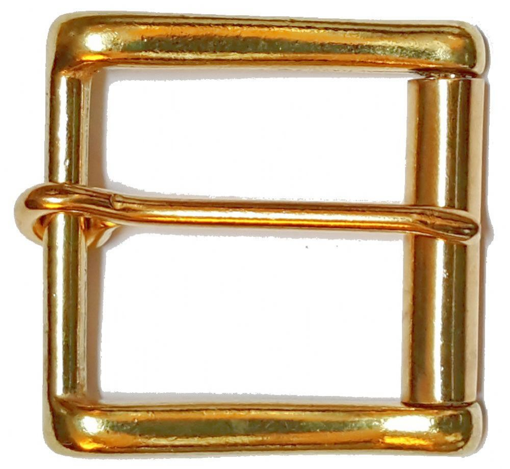 50mm Brass Heavy Duty Roller Buckle For Belts Up To 50mm